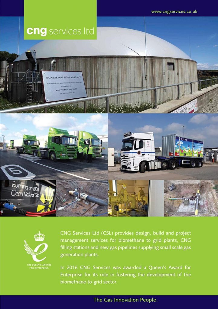 CNG Services Brochure