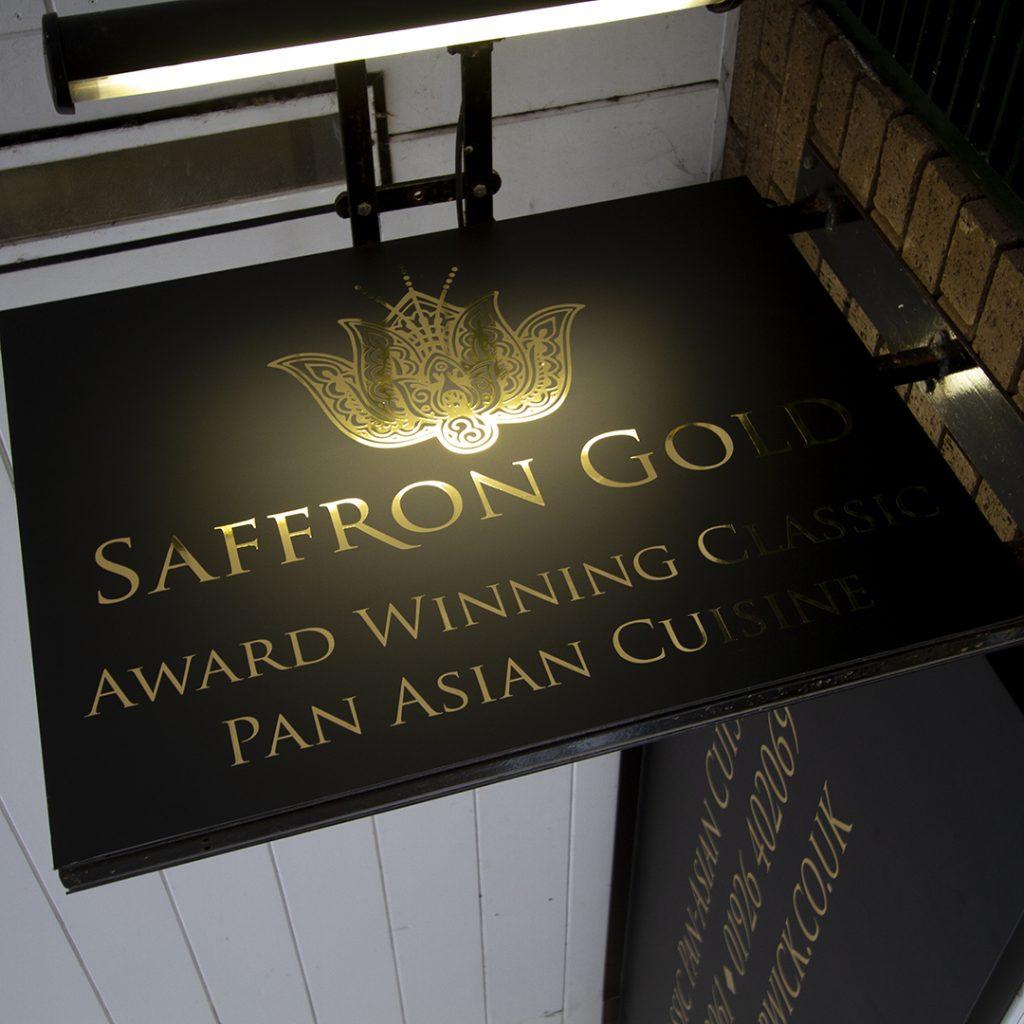 Saffron Gold Warwick