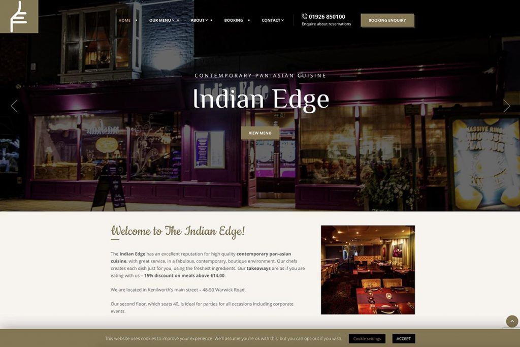 Indian Edge Restaurant