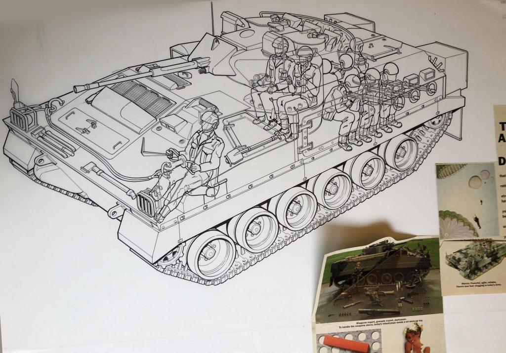 GKN Warrior Personnel Carrier