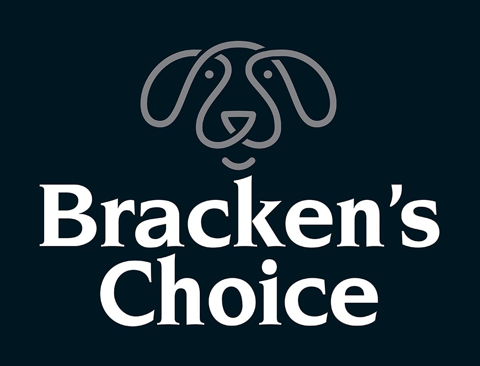 Brackens Choice Dog Food logo
