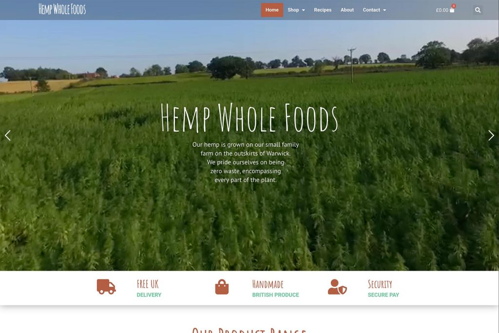 Hemp Whole Foods