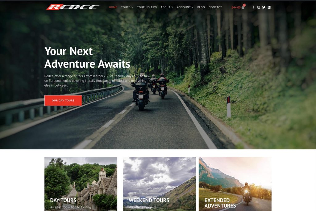 Redee Motorcycle Tours